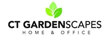 CT GardenScapes Logo